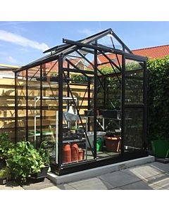 Greenhouse Prestige 100 black 4 mm glass