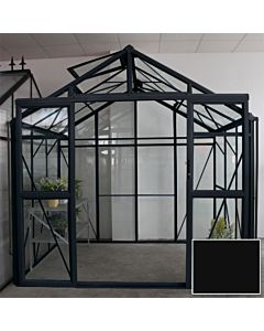 Greenhouse Four Seasons 100 black 4mm glass