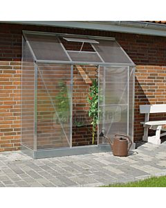 Lean To Greenhouse Greenwall 200